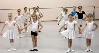 児童バレエ