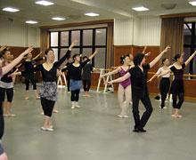 ロシア国立ペルミバレエ学校 日本校